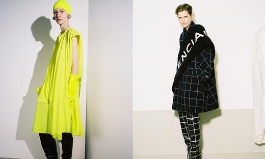 2016初秋[Balenciaga]巴黎时装发布会