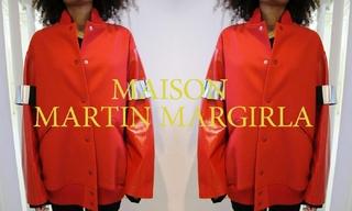 Maison Martin Margirla - 2017春季订货会