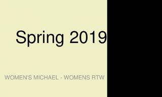 Michael Kors - 2019春夏订货会