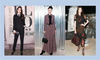 2019春夏纽约女装时装周-亚洲星闻