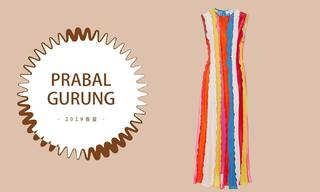 Prabal Gurung - 致敬尼泊尔(2019春夏预售款)