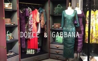 2014秋冬Dolce & Gabbana零售分析Ⅰ