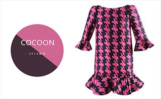 COCOON - 2014秋冬