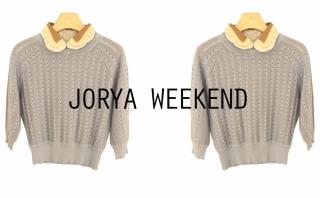 2015秋冬JORYA weekendⅡ零售分析