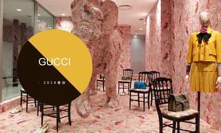 Gucci - 2016早春