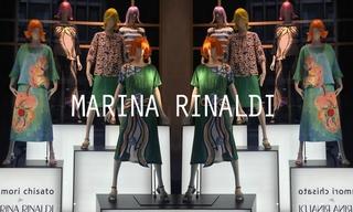 2016春夏Marina Rinaldi零售分析