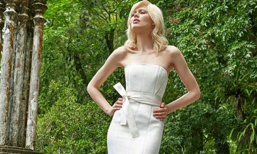 2017春夏婚紗[Amanda Wakeley]倫敦時裝發布會