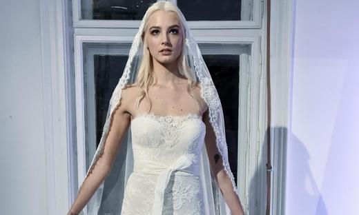 2017春夏婚纱[Ines Jankovi?]贝尔格莱德时装发布会