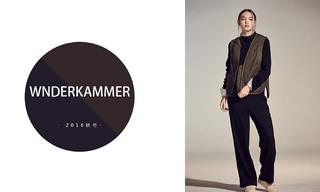 Wnderkammer - 2016秋冬