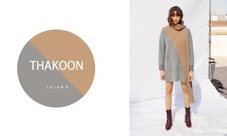 Thakoon - 暖冬時節(2016秋冬)