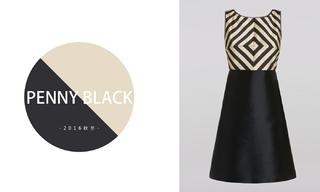 Penny Black - 黑金年代(2016秋冬)
