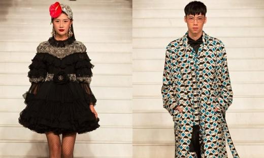 2017春夏高級定制[Dolce &Gabbana Alta Moda]北京時裝發布會