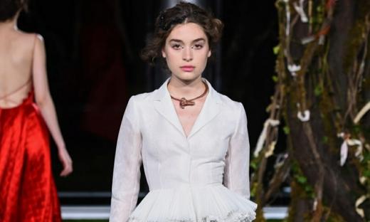 2017春夏高級定制[Christian Dior]東京時裝發布會