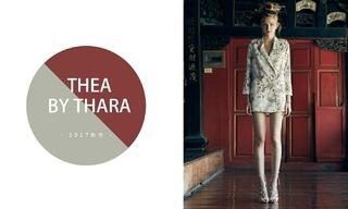 Thea By Thara - 古典韵味(2017秋冬)