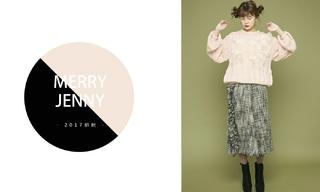 Merry Jenny - 少女的时尚触碰(2017初秋)
