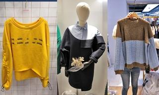 系帶|撞色|拼接:韓國東大門初秋零售分析