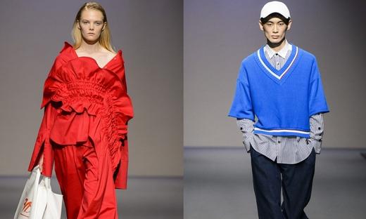 2019春夏高级定制[Portugal Fashion]罗马时装发布会