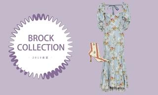 Brock Collection - 美国原始浪漫(2019春夏 预售款)
