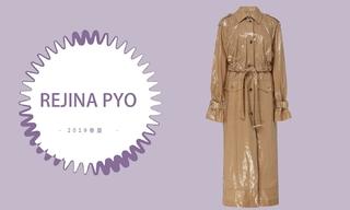 Rejina Pyo - 女人生活的个人反思(2019春夏预售款)