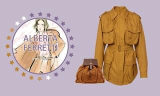 Alberta Ferretti - 嬉皮士的浪漫时刻(2019春夏 预售款)