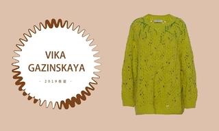 Vika Gazinskaya - 时尚与生活的平衡(2019春夏预售款)