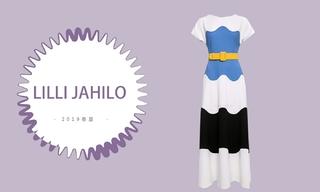 Lilli Jahilo - 独特的女性化(2019春夏预售款)