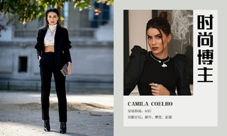 造型更新—Camila Coelho