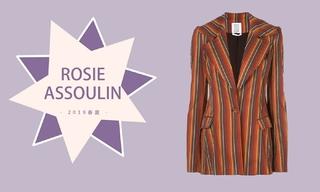 Rosie Assoulin - 拉奎尔梦幻之家(2019春夏)