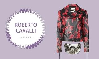 Roberto Cavalli - 身体的力量(2019春夏)