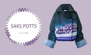 Saks Potts - 独特的传达(2019春夏)