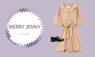 Merry Jenny - 少女的梦想(2019春夏)