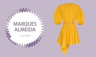 Marques Almeida - 探索根源(2019春游)
