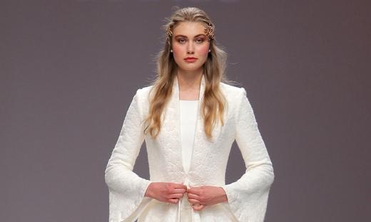 2020春夏婚纱[Maria Salas]巴塞罗那时装发布会