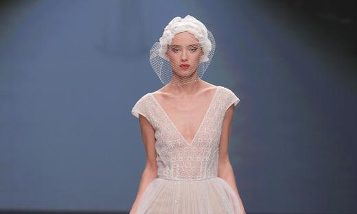 2020春夏婚紗[Flora]巴塞羅那時裝發布會