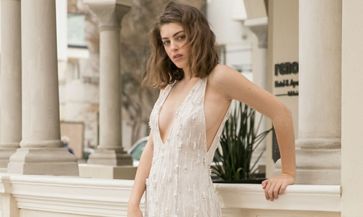 2020春夏婚紗[Dana Harel]紐約時裝發布會