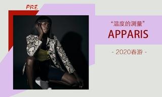 Apparis - 温度的测量(2020春游 预售款)