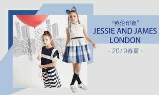 Jessie and James London - 英伦印象(2019春夏)