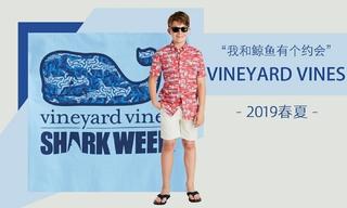 Vineyard Vines - 我和鲸鱼有个约会(2019春夏)
