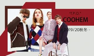 Coohem - T.P.O.(2019/20秋冬)