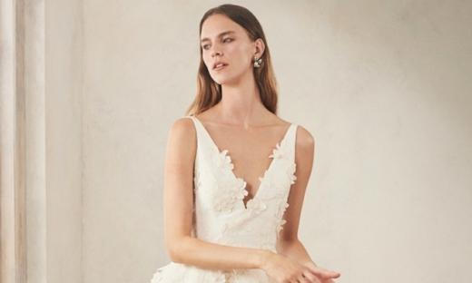 2020秋冬婚紗[Oscar de la Renta]紐約時裝發布會