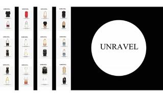 Unravel - 2020春夏訂貨會(10.10) - 2020春夏訂貨會