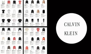 Calvin Klein - 2020春夏订货会(10.28) - 2020春夏订货会