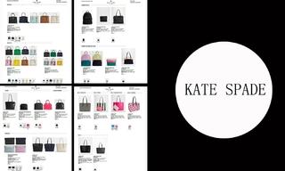 Kate Spade - 2020春夏订货会(10.29) - 2020春夏订货会