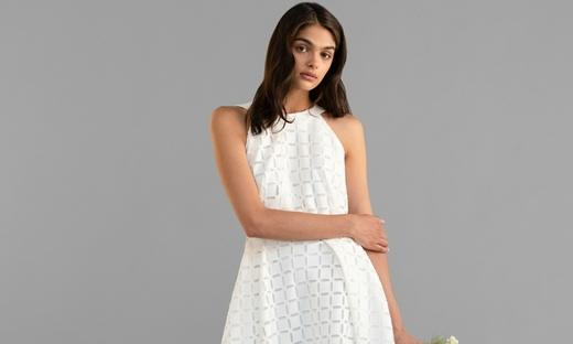 2020春夏婚紗[Roland Mouret]紐約時裝發布會