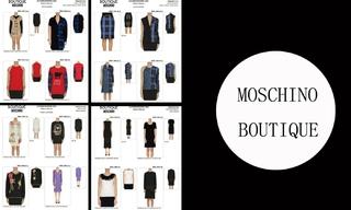 Moschino Boutique - 2020秋冬订货会(11.12)