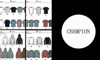 Champion - 2020秋冬订货会(11.14)