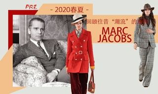 "Marc Jacobs - 回顧往昔""潮流""的旅程(2020春夏 預售款)"