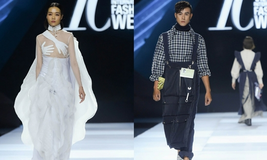 2019/20秋冬[Fashion Design Institut]越南時裝發布會