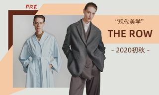 The Row - 现代美学(2020初秋 预售款)